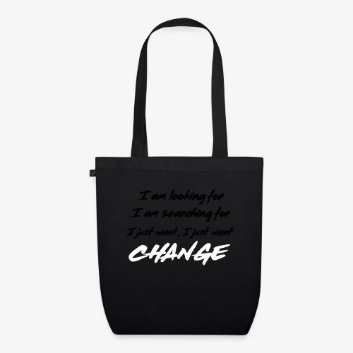 Change (NF) 1.1 - EarthPositive Tote Bag