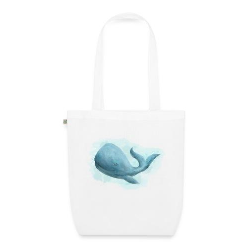 Wal Whale - Bio-Stoffbeutel