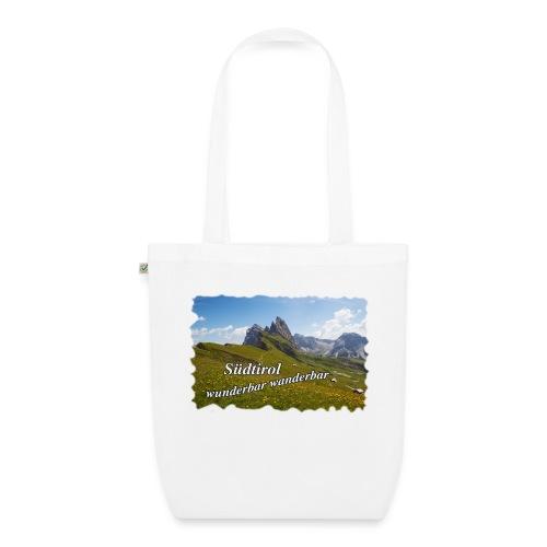 Südtirol - wunderbar wanderbar - Bio-Stoffbeutel