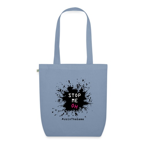 Stop me oh - EarthPositive Tote Bag