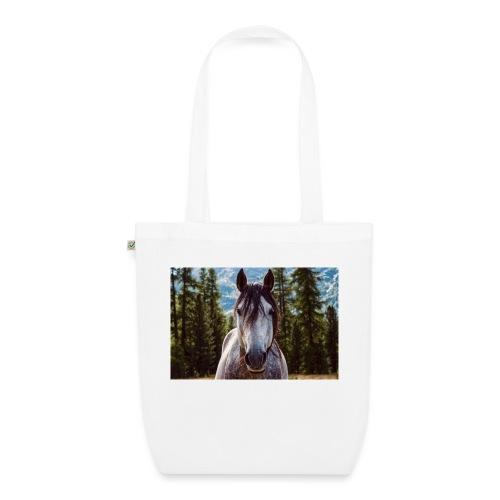 Nature Horse by #CreativeArts - Bio-Stoffbeutel