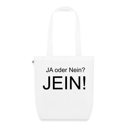 JEIN! - Bio-Stoffbeutel