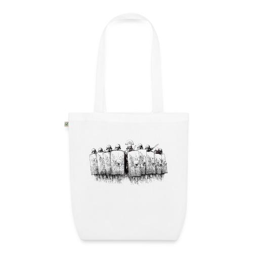 Legion (czarno-biały) | Legio (black-white) - Ekologiczna torba materiałowa