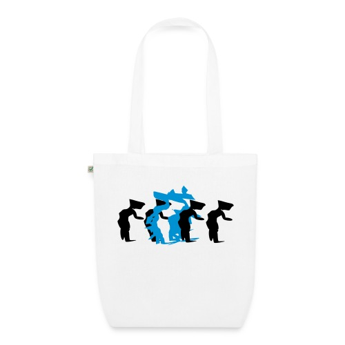 through - EarthPositive Tote Bag