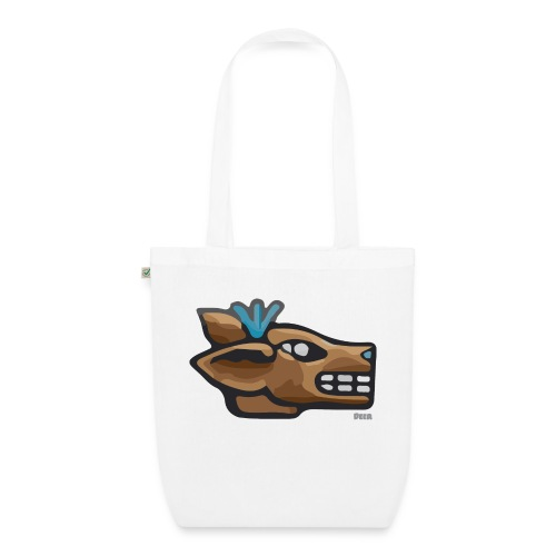 Aztec Icon Deer - EarthPositive Tote Bag