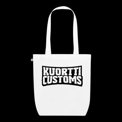 kuortti_customs_logo_main - Luomu-kangaskassi