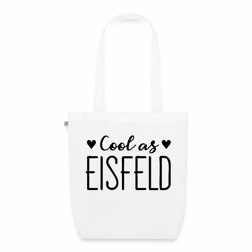COOL AS EISFELD - Bio-Stoffbeutel