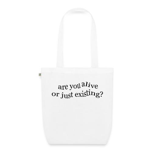 are you alive? - Bolsa de tela ecológica