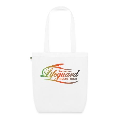 lifeguard multicolor - Sac en tissu biologique
