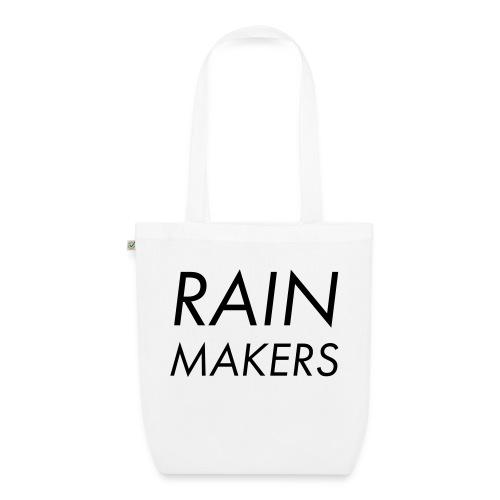 rainmakertext - Luomu-kangaskassi