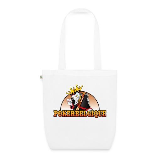 Logo Poker Belgique - Sac en tissu biologique