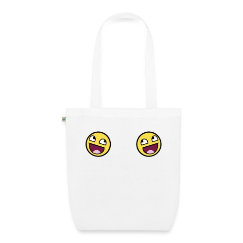 Design lolface knickers 300 fixed gif - EarthPositive Tote Bag