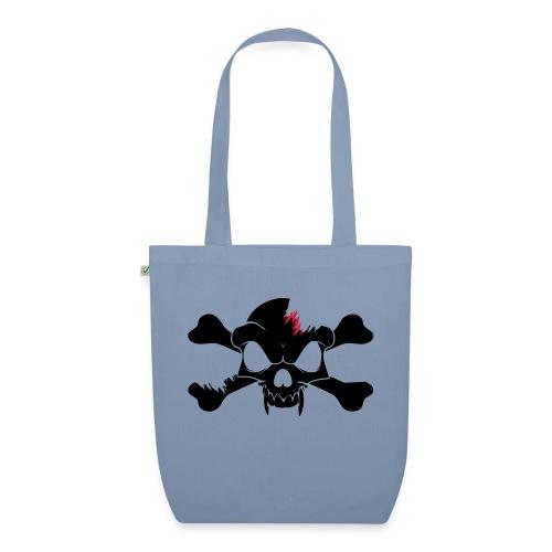 SKULL N CROSS BONES.svg - EarthPositive Tote Bag