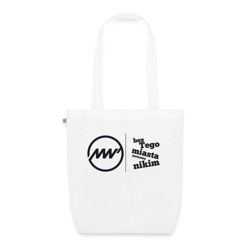 miasto kark - Ekologiczna torba materiałowa