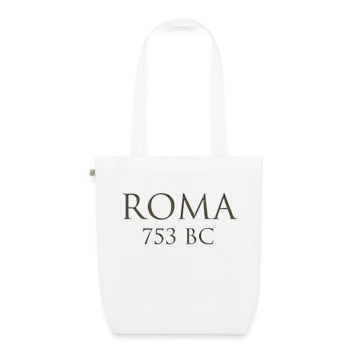 Nadruk Roma (Rzym) | Print Roma (Rome) - Ekologiczna torba materiałowa
