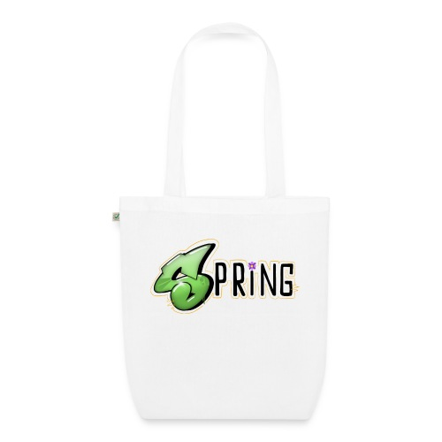 70 spring - Bio-Stoffbeutel