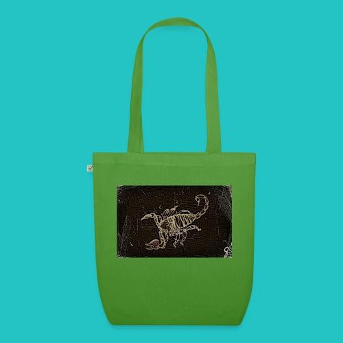 skorpion_grafika-jpg - Ekologiczna torba materiałowa