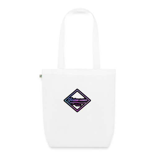 jordan sennior logo - EarthPositive Tote Bag