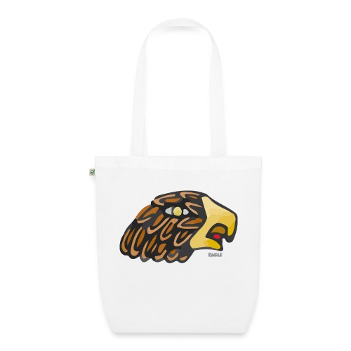 Aztec Icon Eagle - EarthPositive Tote Bag