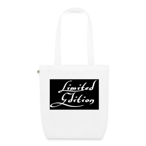 Limited edition - Luomu-kangaskassi