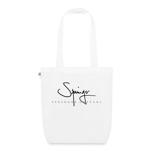 Logo Springer Guitars - Sac en tissu biologique