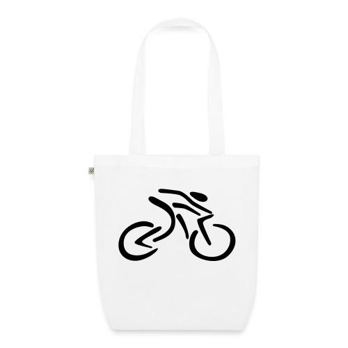 fietsen - Bio stoffen tas