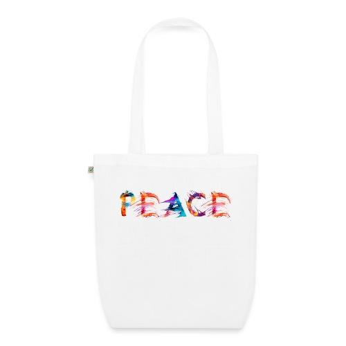 Peace - Sac en tissu biologique