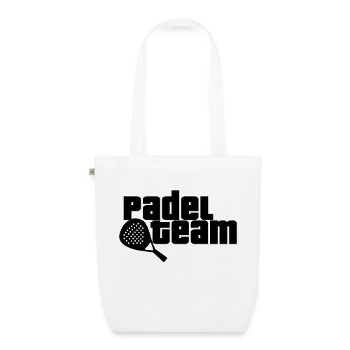 Padel team - Bolsa de tela ecológica
