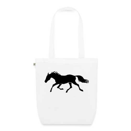 Cavallo - Borsa ecologica in tessuto