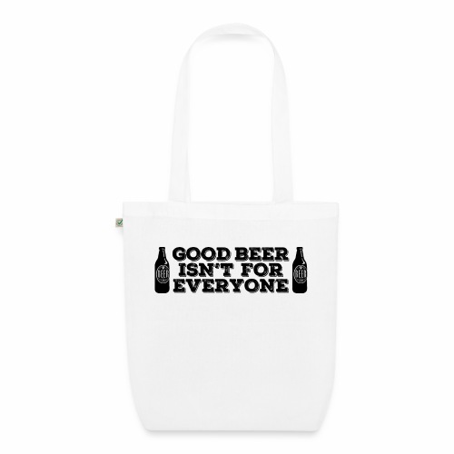 Good Beer - EarthPositive Tote Bag