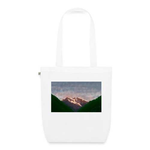 Mountain - EarthPositive Tote Bag