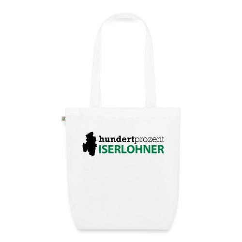 100% Iserlohner - Bio-Stoffbeutel