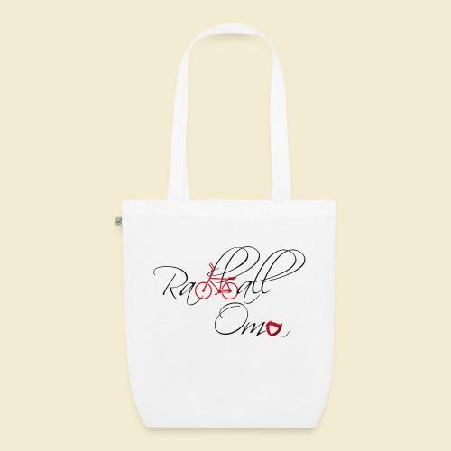 Radball | Oma - Bio-Stoffbeutel