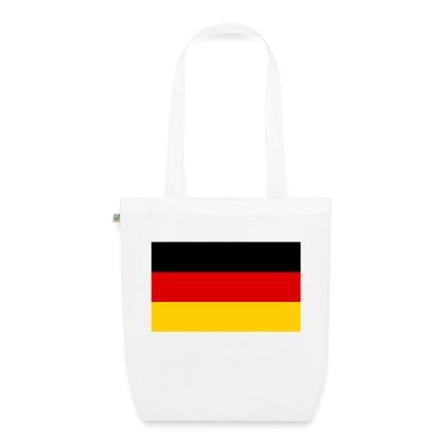 2000px Flag of Germany svg - Bio-Stoffbeutel