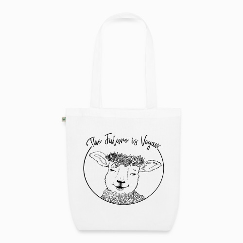 The Future is Vegan - EarthPositive Tote Bag
