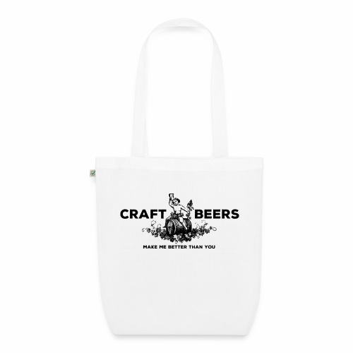 Craft Beers - EarthPositive Tote Bag