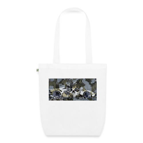 calavera style - EarthPositive Tote Bag