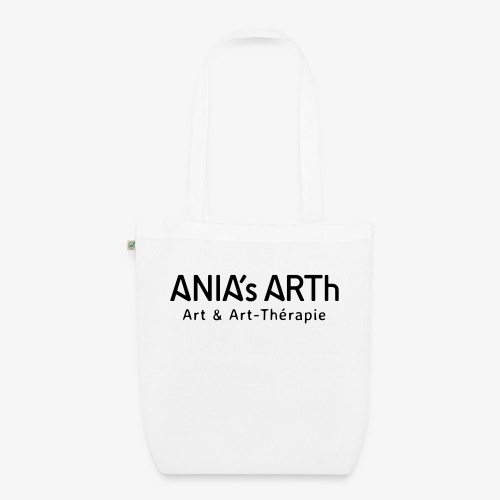 ANIA's ARTh Logo - Bio-Stoffbeutel