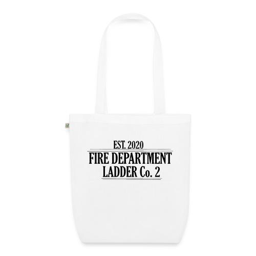 Fire Department - Ladder Co.2 - Øko-stoftaske