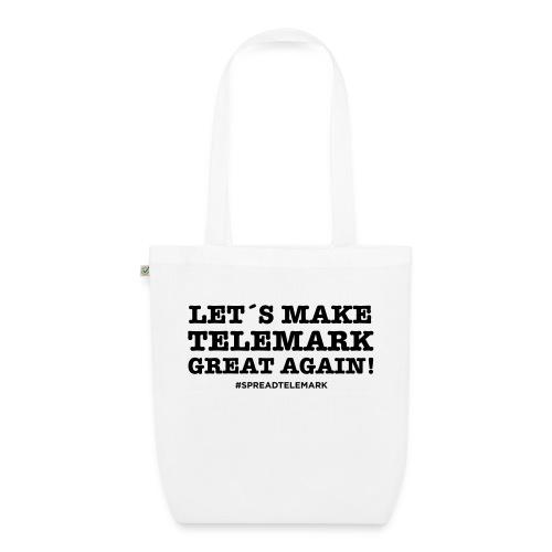Let´s make telemark great again - Luomu-kangaskassi