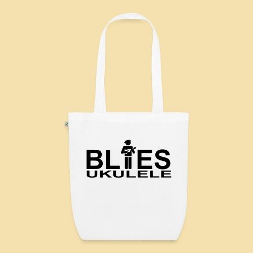 BLUES UKULELE - Bio-Stoffbeutel