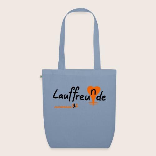 Lauffreu(n)de - Bio-Stoffbeutel