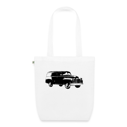 1947 chevy van - Bio-Stoffbeutel