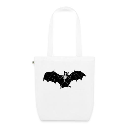 Bat skeleton #1 - EarthPositive Tote Bag