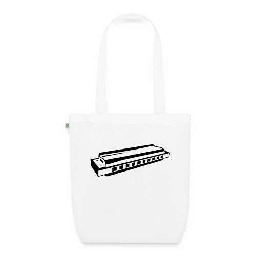 Harmonica - EarthPositive Tote Bag