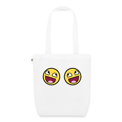 Boxers lolface 300 fixed gif - EarthPositive Tote Bag