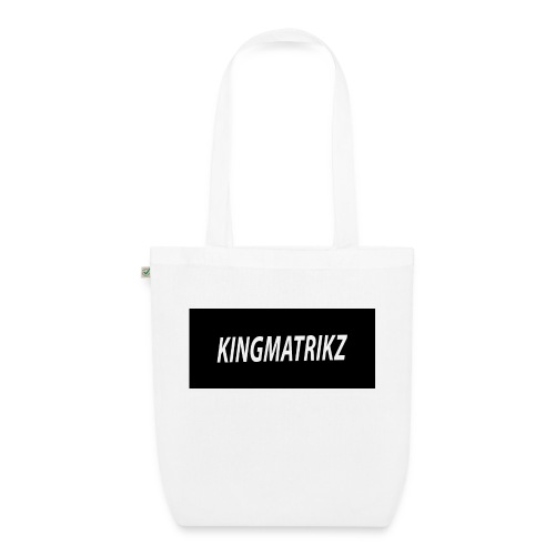 kingmatrikz - Øko-stoftaske