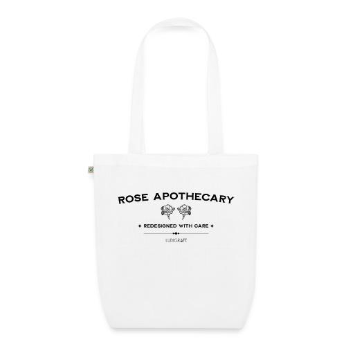 Rose Apothecary redesigned - Sac en tissu biologique