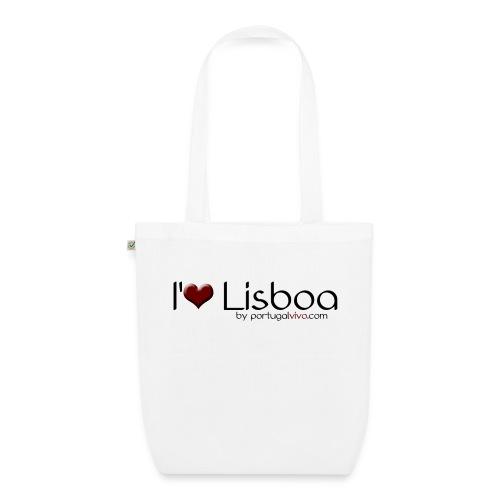 I Love Liboa - Sac en tissu biologique
