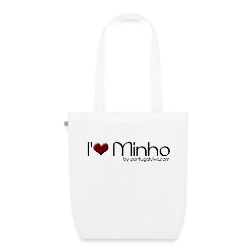 I Love Minho - Sac en tissu biologique